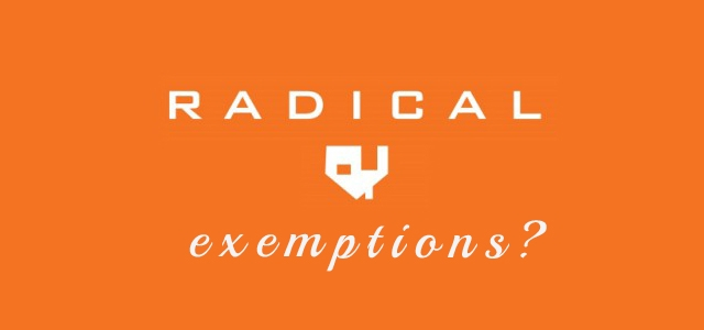 Radical Blog Series Graphic