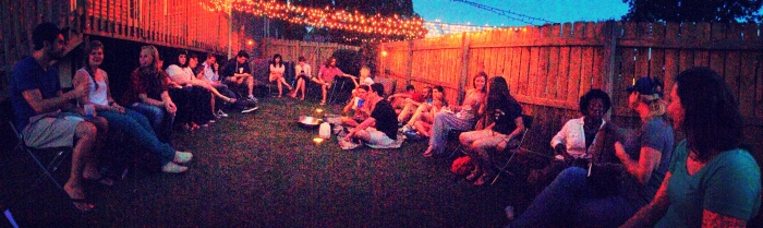 Summer Small Group