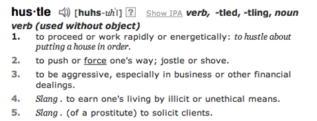 Im a celebrity word of the day dictionary